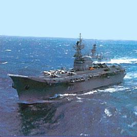 Príncipe de Asturias Aircraft carrier Spanish Navy; SpainSpanish Aircraft Carrier Principe De Asturias